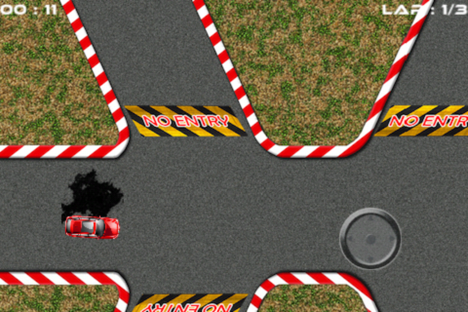 Screenshot Circuit Race