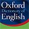 Oxford Dictionary of English plus Audio (AppStore Link)